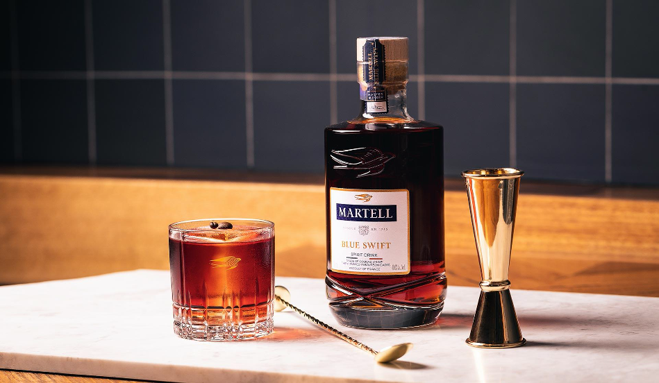Pernod Ricard Partners With Dmarge To Launch First Ever Australian Digital Campaign For Martell Cognac photo