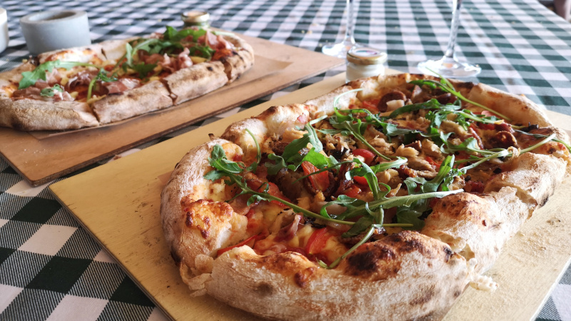 Review: Sa's First Authentic Pinseria Opens In Paarl photo