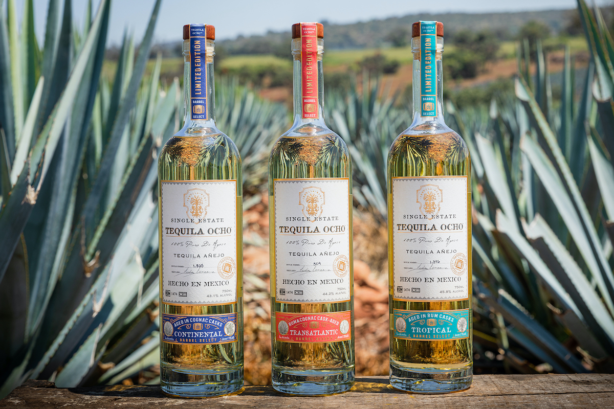 Tequila Ocho Launches New Añejo Collab With Maison Ferrand photo