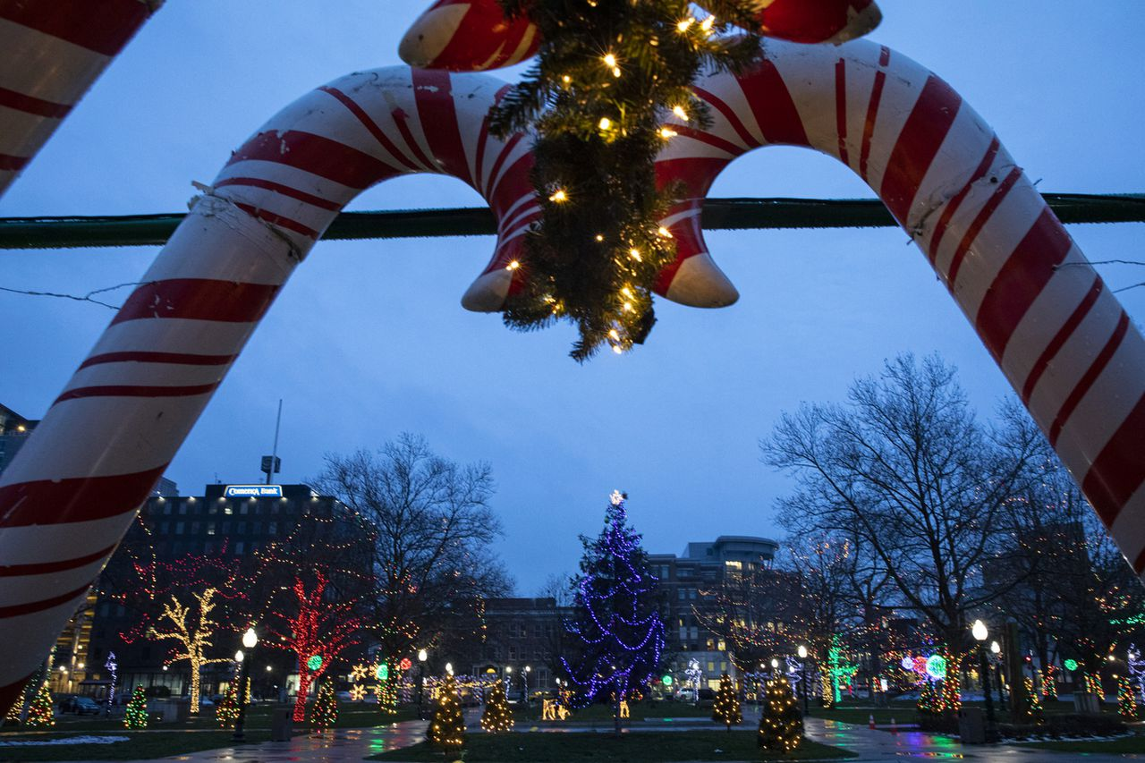 Booze In Bronson Park? Kalamazoo May Allow Drinking There Starting New Year's Eve photo