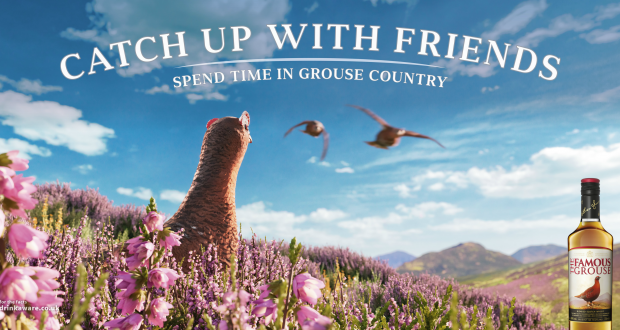 The Famous Grouse Celebrates The Outdoors With New Campaign photo