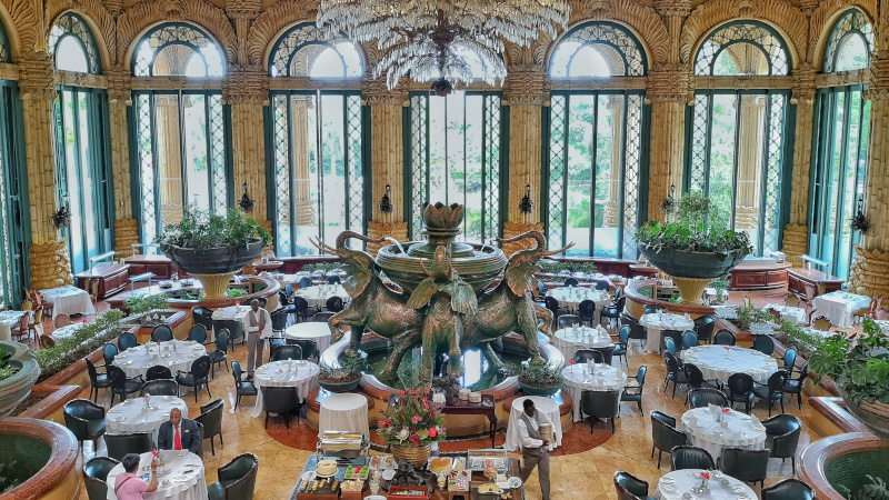 Review: Dressed To The Nines For High Tea At The Palace At Sun City photo