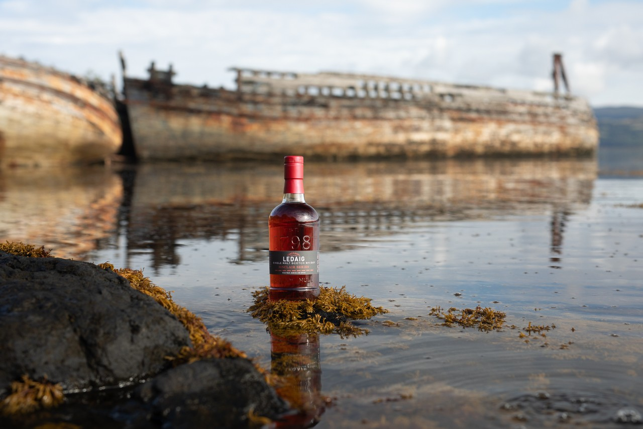 Tobermory Distillery Unveils New Ledaig Whisky And Mountain Gin Releases photo