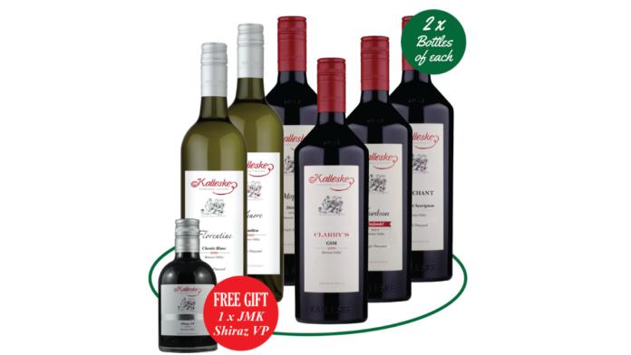 Bring Home A Dozen Of Barossa Valley's Leading Organic Wines: Kalleske Wines photo