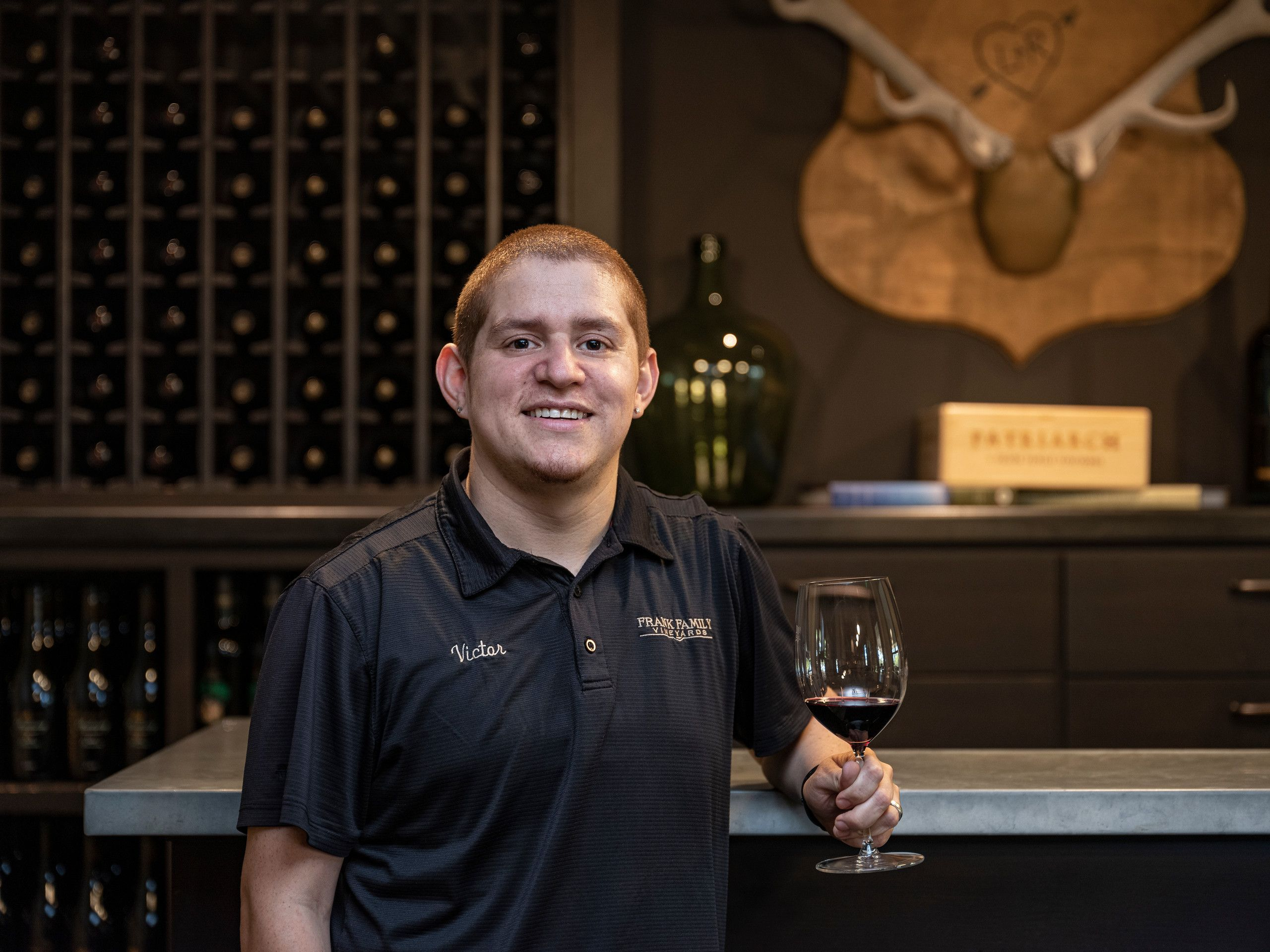 Frank Family Vineyards Promotes Two Long-time Employees To Management Positions photo