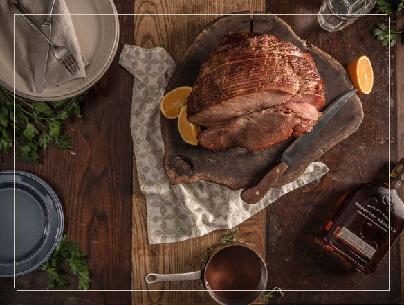 Get Festive With A Bourbon Inspired Feast photo