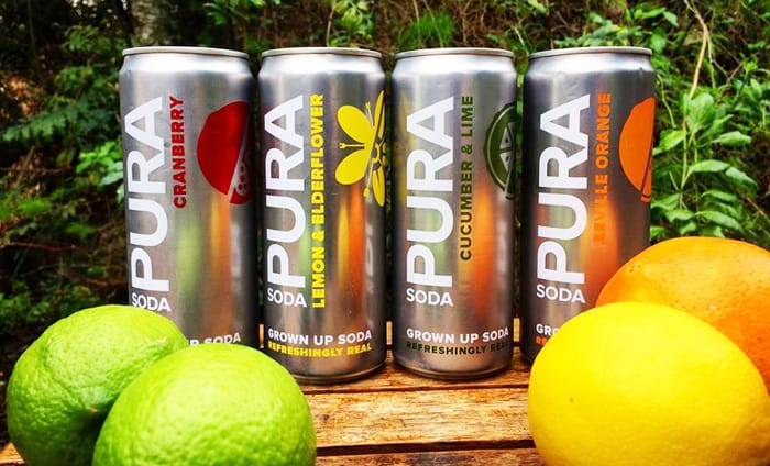 Pura Soda To Give Away Shares In The Company photo