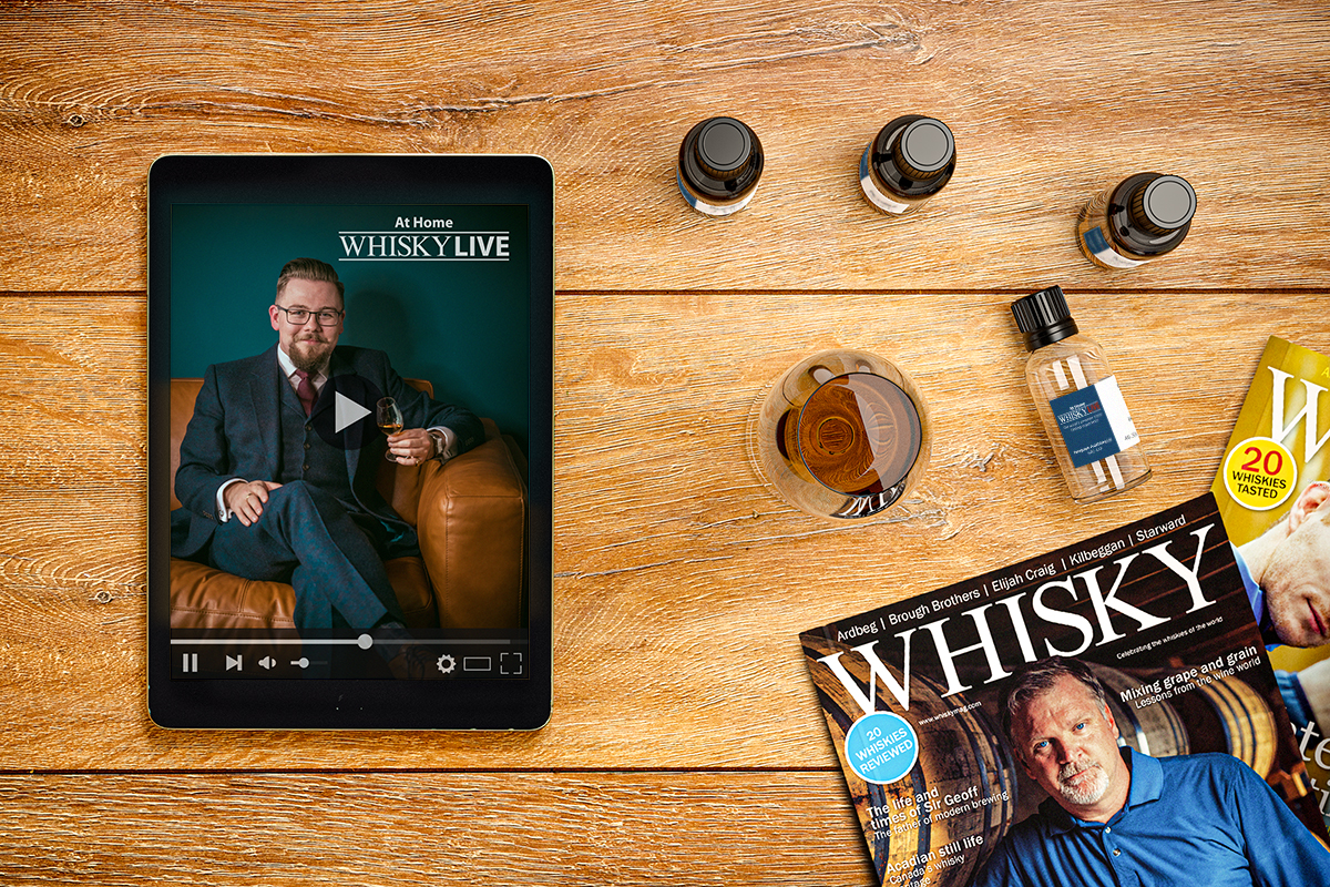 The Team Behind Whisky And Gin Live Have Launched Virtual Tasting Events photo