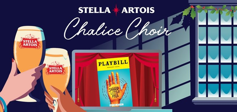 Stella Artois Lifts Curtain On Private Broadway Performance Contest photo