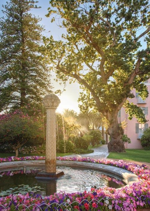 Al Fresco Experiences At The Mount Nelson Hotel photo