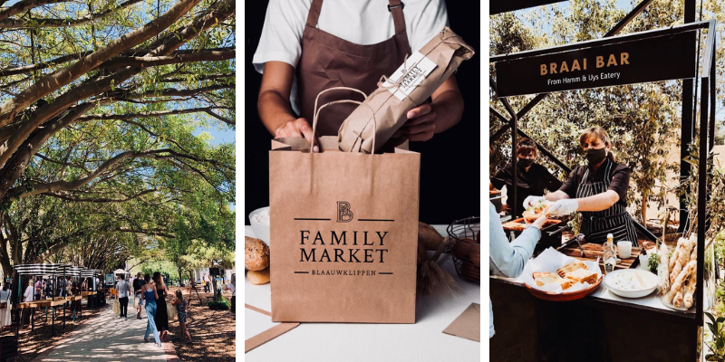 Lots To See, Do And Buy At The Blaauwklippen Family Market photo