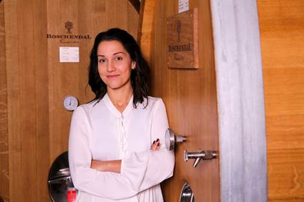 Boschendal Cap Classique Winemaker Takes Top Honours At SA Women's Wine And Spirit Awards photo