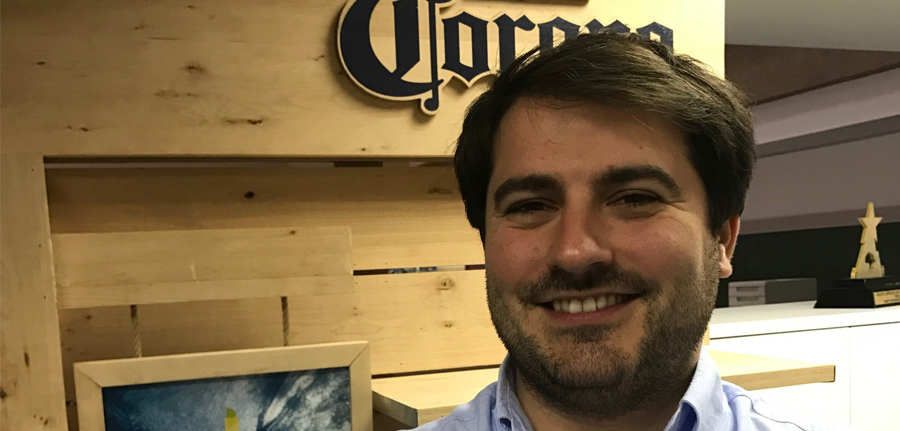 Budweiser Brewing Group Uk&i Announces Jean-david Thumelaire As On-trade Sales Director photo
