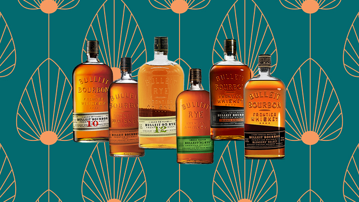Every Bottle Of The Core Bulleit Whiskey Line, Ranked photo
