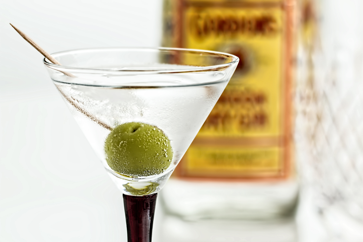 What's The Best Gin For Martinis? Here's Our List Of Favorites photo