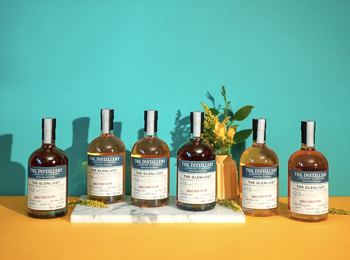 Chivas Brothers Releases 48 New Whiskies For Its 2020 Distillery Reserve Collection photo