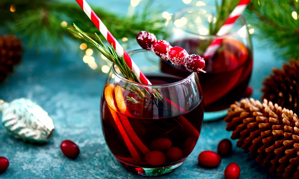 Find Out What Christmas Drink You Should Be Sipping Based On Your Star Sign photo