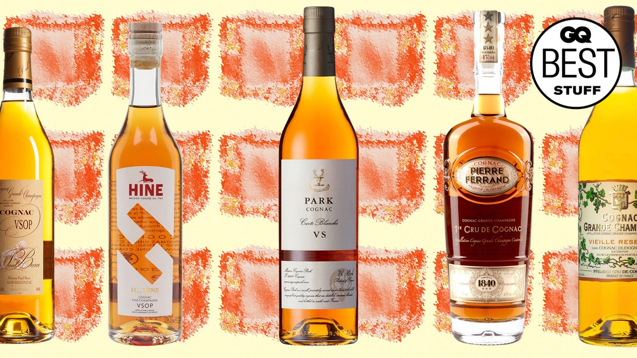 The Best Cognacs To Stock In Your Home Bar (at Every Budget) photo