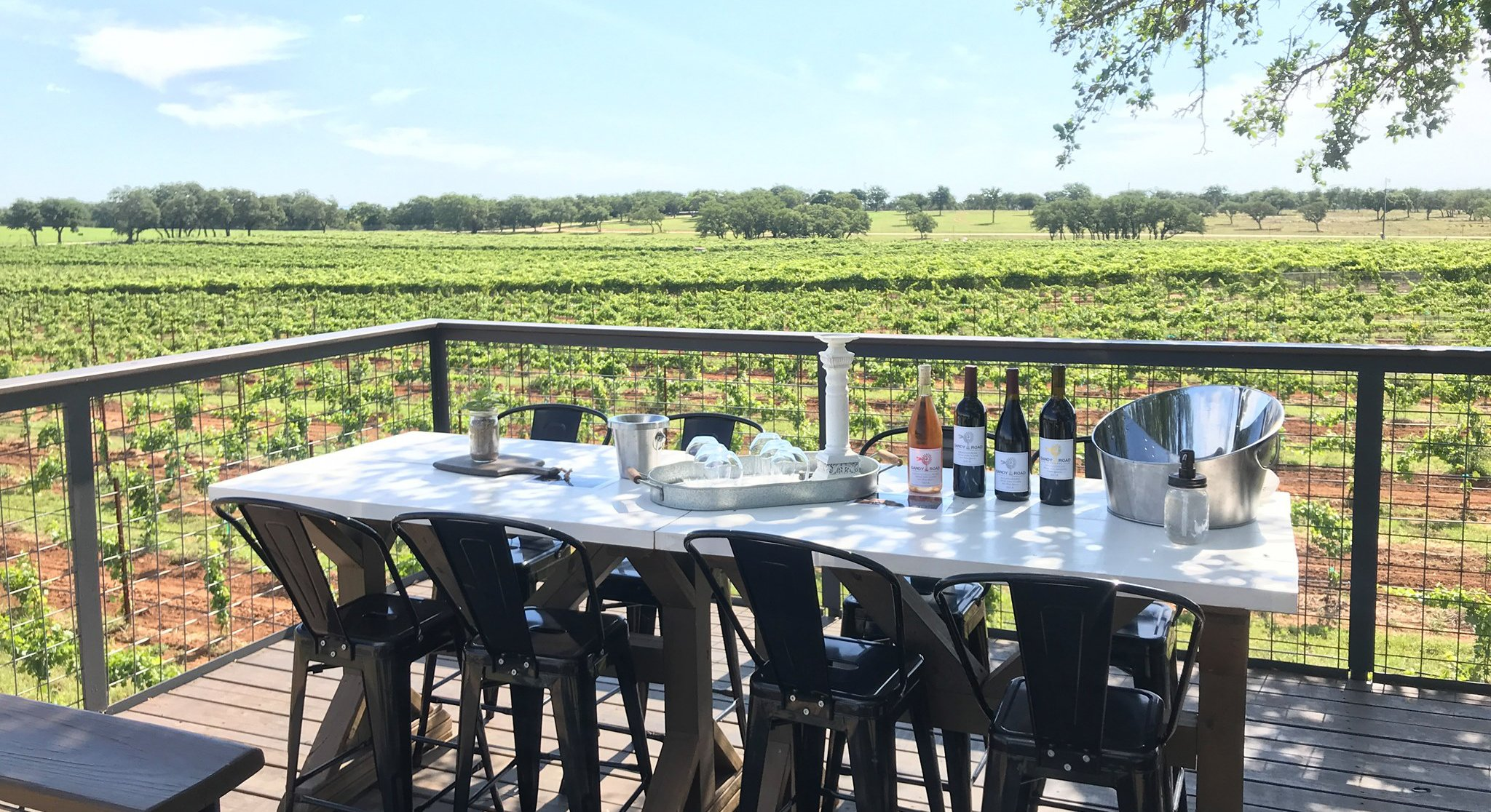 6 Texas Hill Country Wineries With Gorgeous Views photo