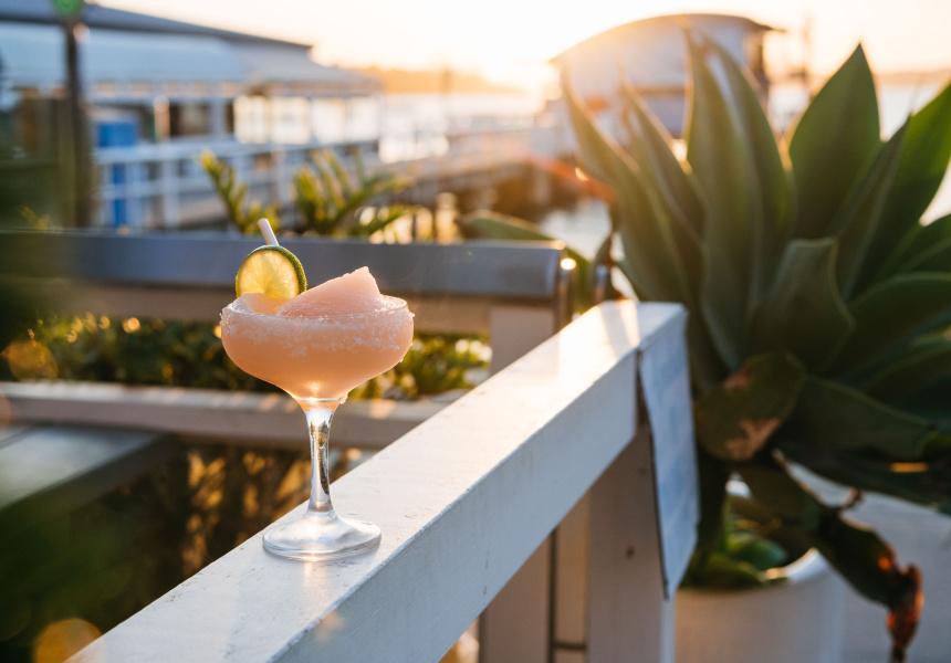 Don Julio Summer Sunset Slushies At Watsons Bay Boutique Hotel photo
