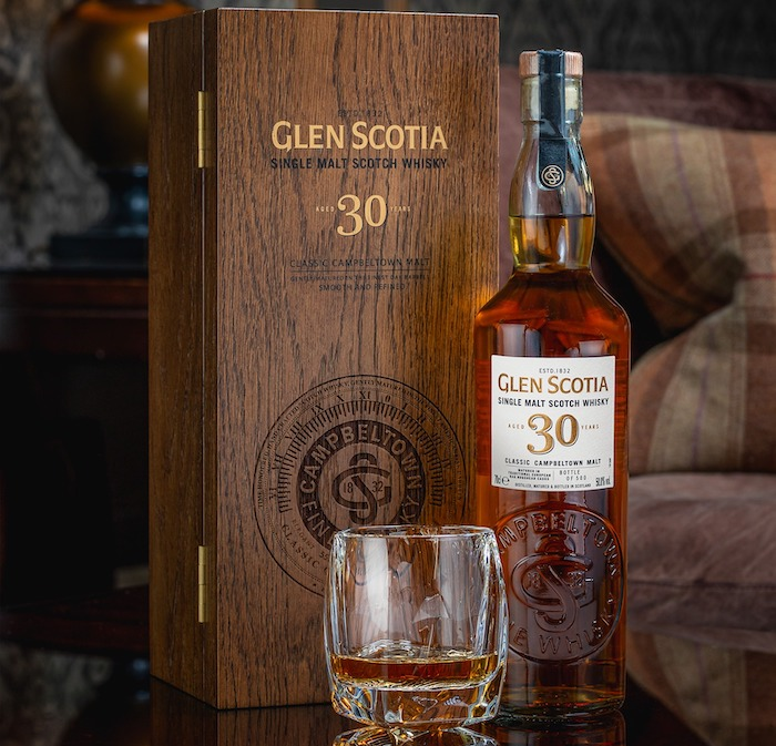 Glen Scotia Has Introduced A Rare 30 Year Old Single Malt Release photo
