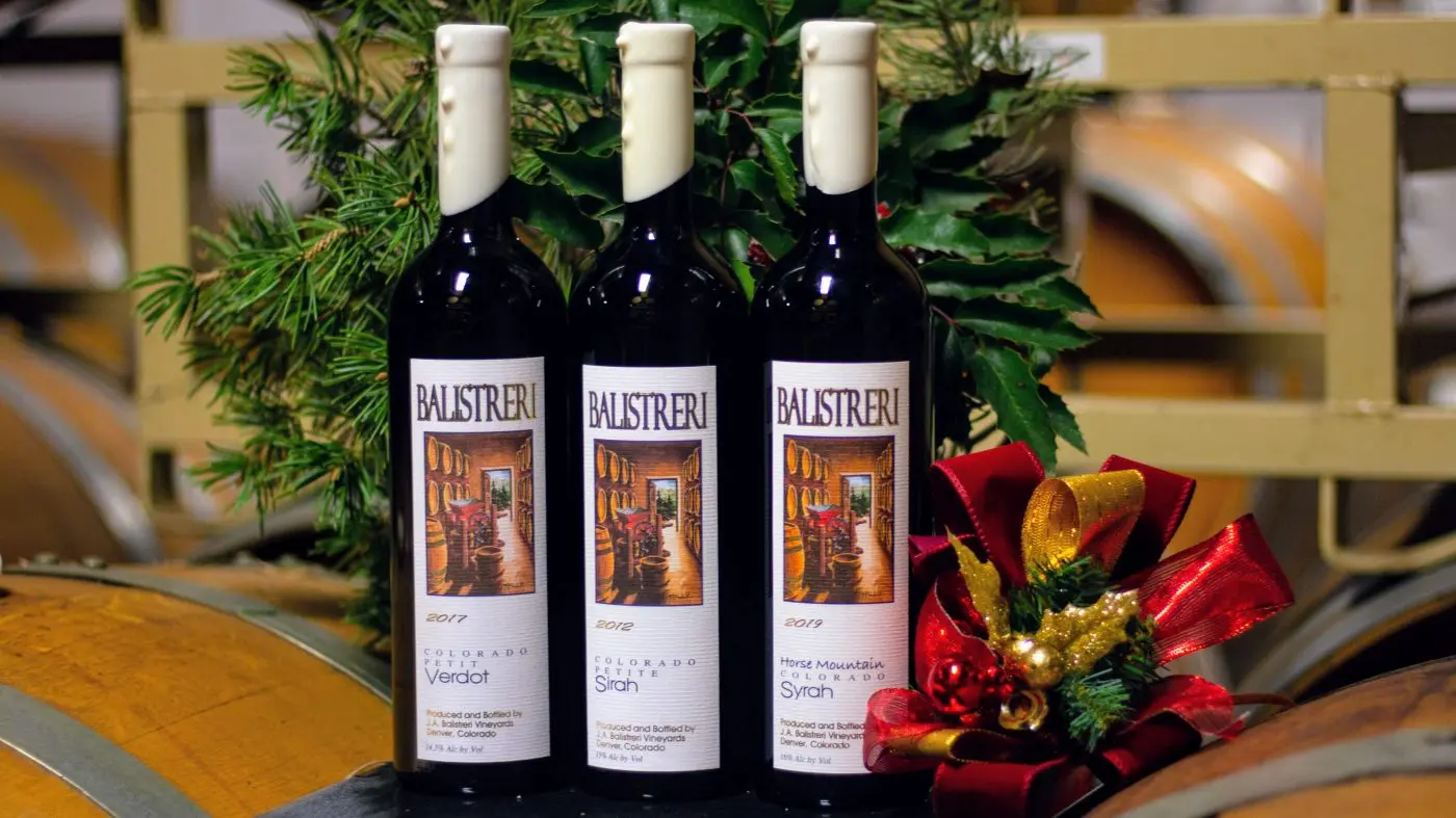 These Colorado Wineries Are Upholding The Holiday Spirit photo
