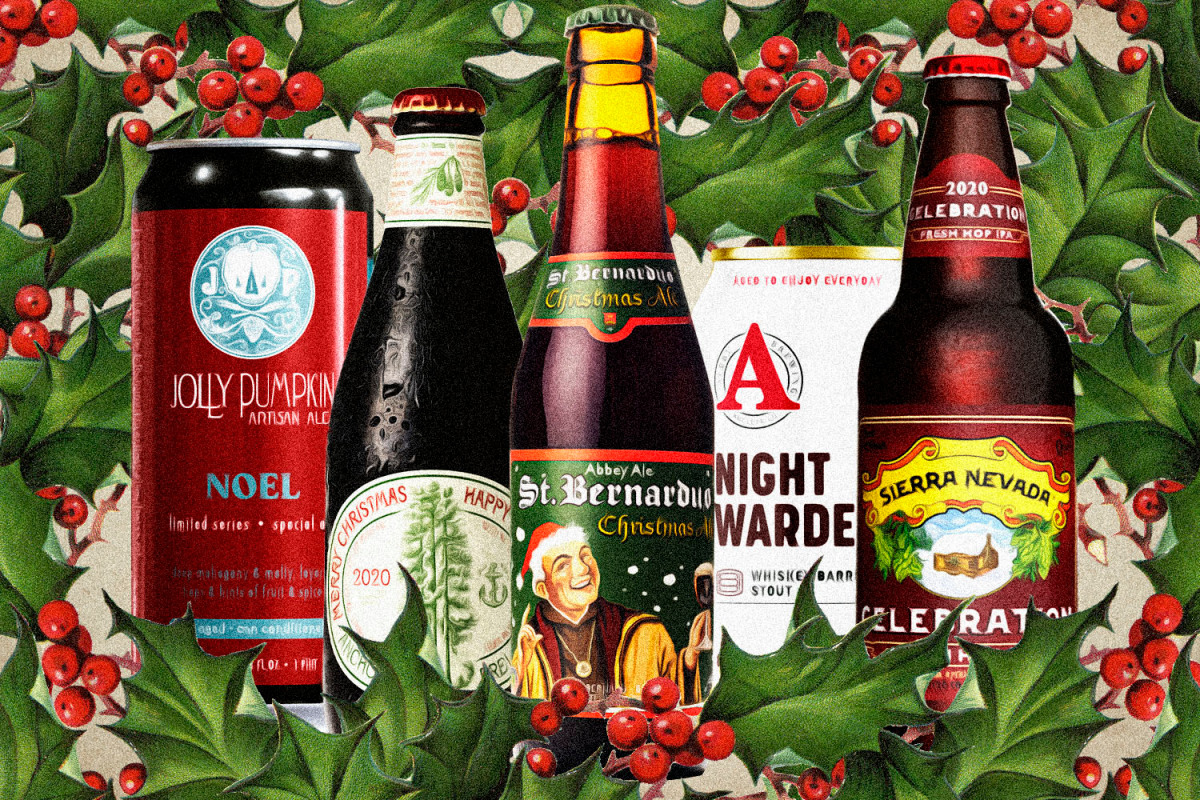 The 15 Best Beers For Christmas, According To Professional Brewers photo