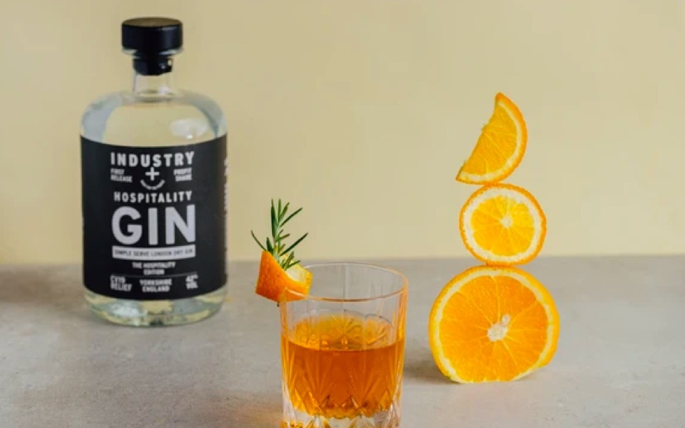 Drink Up To Help Out: The Gin Raising Funds For Hospitality photo
