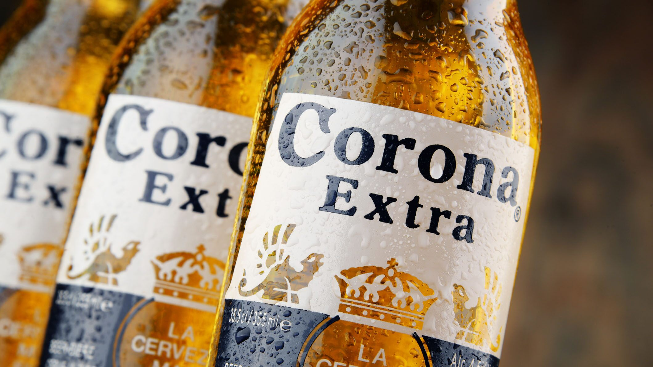 People Didn't Stop Drinking Corona Because Of The Pandemic: Report photo