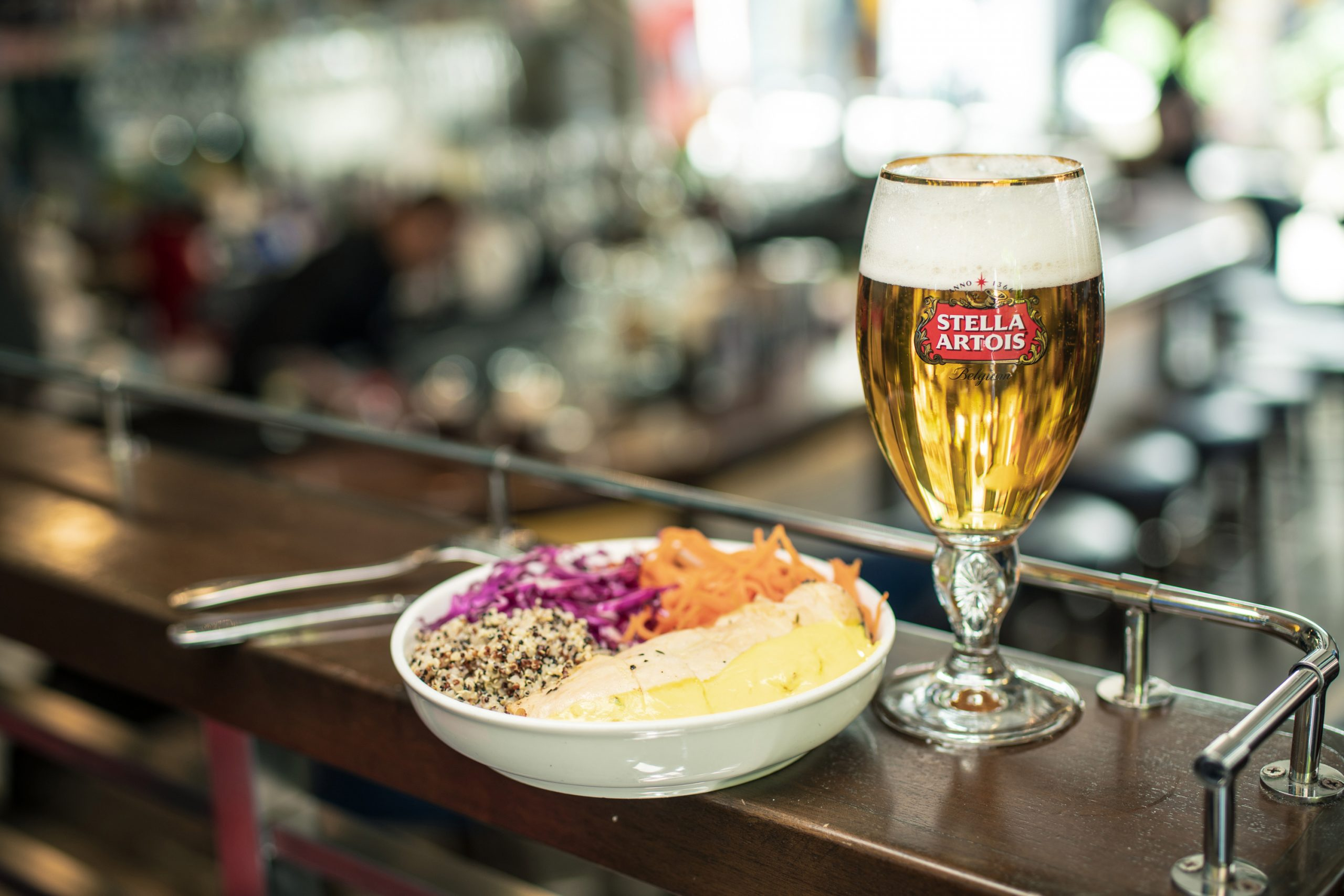 Stella Artois Will Pay For Your Takeout In Nyc This Week If You Order Local photo