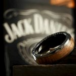 Jack Daniel's Launches A Range Of Wedding Rings Made From Oak Barrels photo