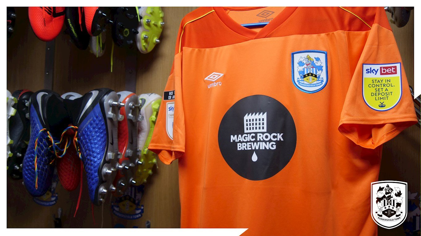Magic Rock Brewing Logo To Appear On Town's Shirt! photo