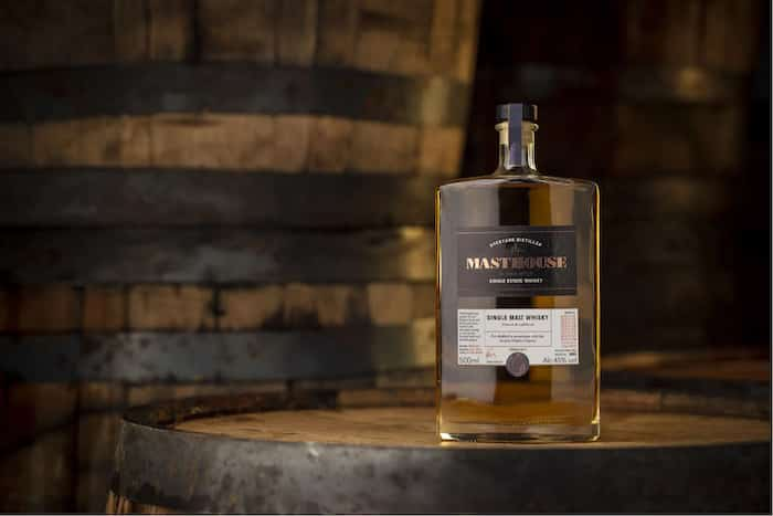 England's Copper Rivet Distillery Offering Up Single Estate, Farm To Glass Whiskies photo