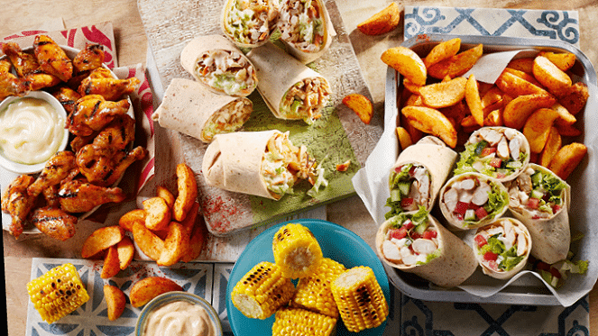 The More The Peri-er With Nando's Platters photo