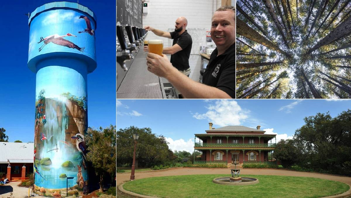 Guide To A Five-day Road Trip Around Nsw's Riverina Region photo