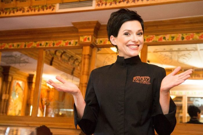 Chef Chantel Dartnall's Restaurant Mosaic To Close Doors In 2021 photo
