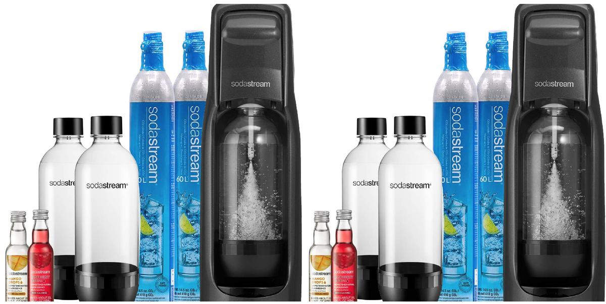 Red Alert: Amazon's Having A Crazy-good Sale On Sodastream Machines photo