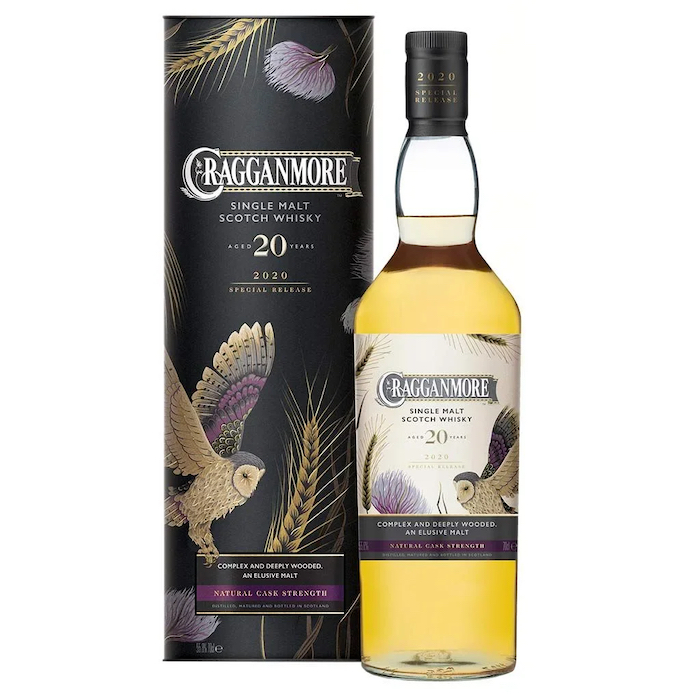 Whisky Review: Rare By Nature 2020 Special Release Cragganmore 20 Year Scotch Whisky photo