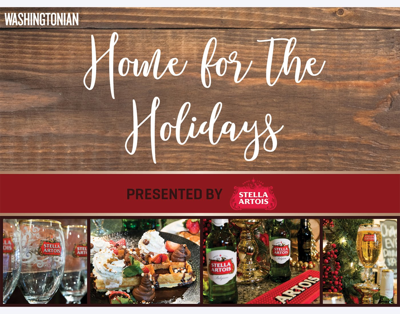 Home For The Holidays Presented By Stella Artois photo