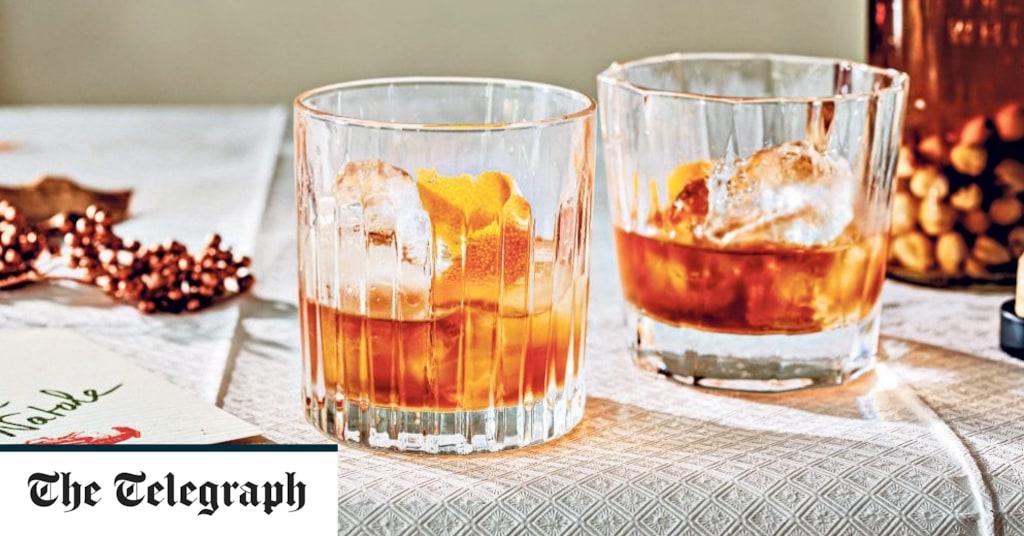 Nocciolato Bourbon Cocktail Recipe photo