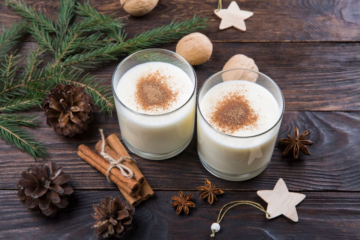 We Found 5 Holiday-inspired Cocktails On Tiktok To Substitute Santa's Milk And Cookies For photo