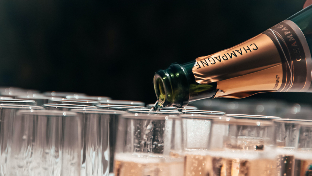 Dom Perignon 2010 Vs Krug Grande Cuvée 168th Edition: Which Champagne Would You Rather Pop On Nye? photo