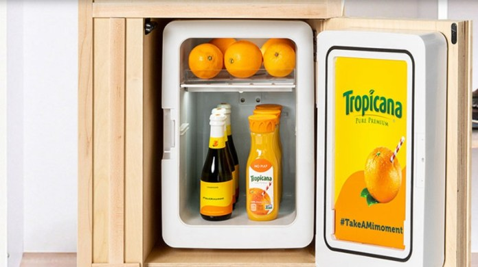 Tropicana Ad Campaign Accused Of Encouraging Alcohol Abuse photo