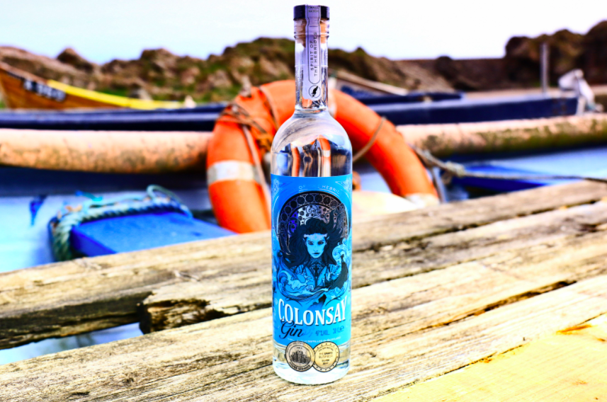Gold Medal For Wild Thyme Spirits In Usa Competition photo
