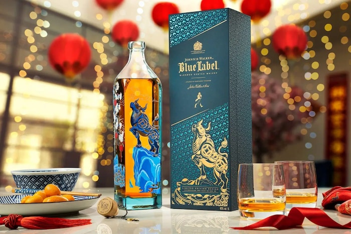 Johnnie Walker Has Two Limited Whisky Releases For Chinese New Year photo