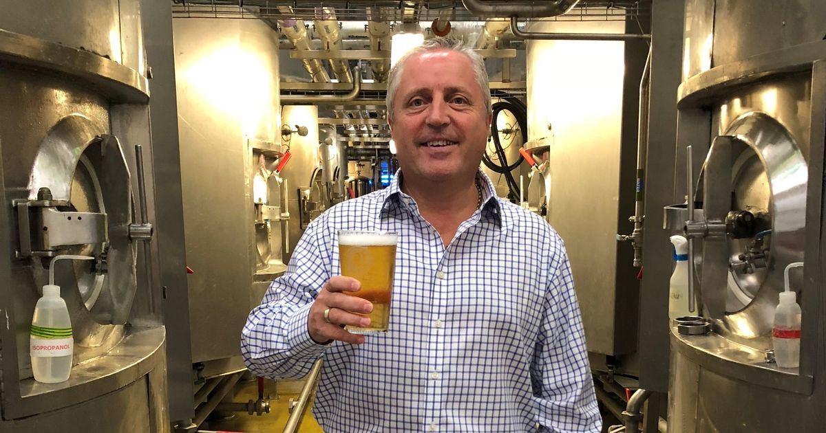 Brewery Like A 'ghost Town' As Covid Puts Industry In 'critical' State photo