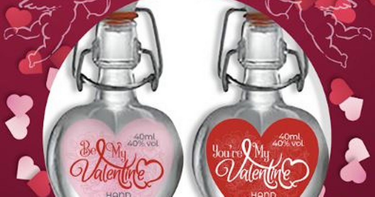 New Valentine's Gin From Durham Distillery Is Out To Capture Hearts photo