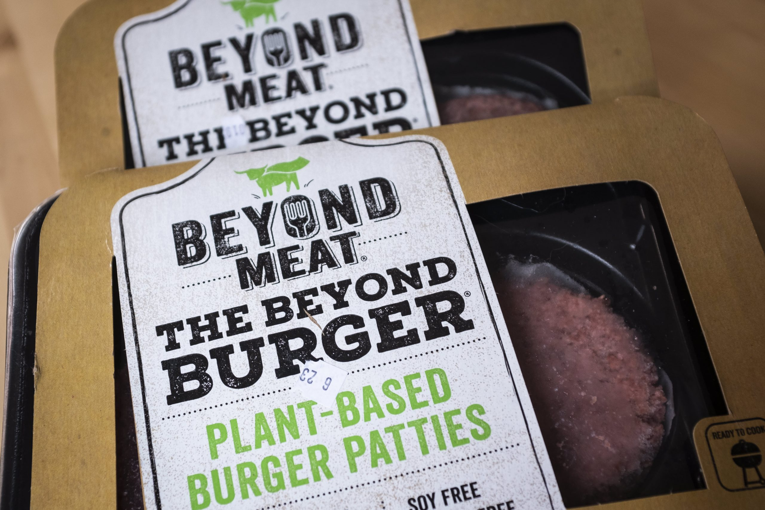 Beyond Meat Shares Soar 26% As Company Teams Up With Pepsico To Make Plant-based Snacks And Drinks photo