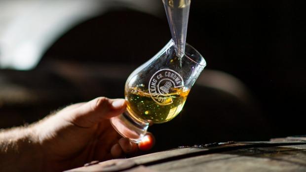 Higher Up The Shelf, Aussie Whiskies Boom Despite Border Closures photo