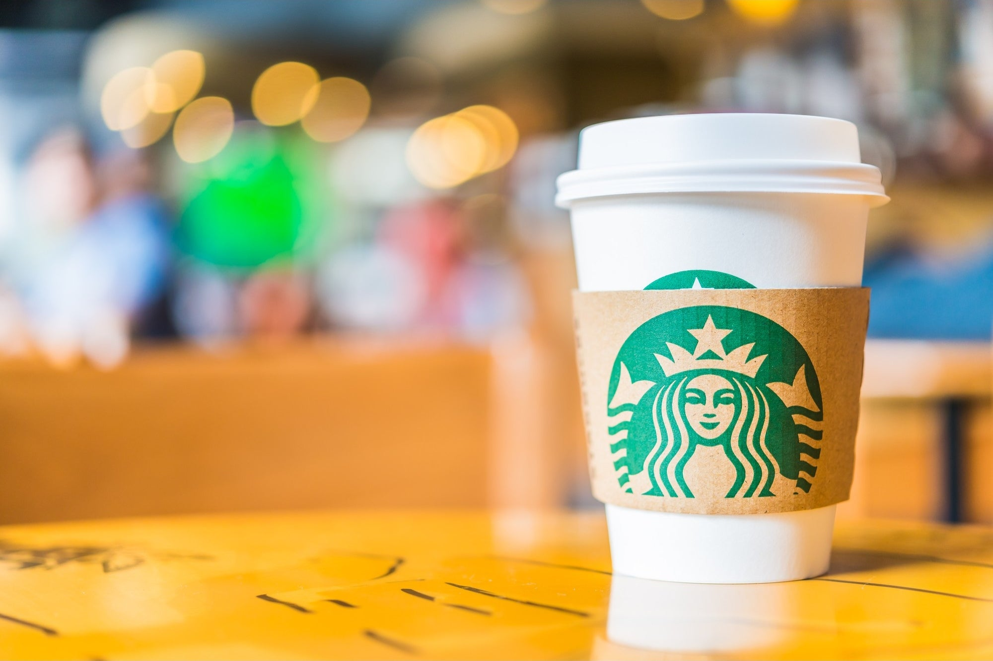 Eye! Dublin's Starbucks Was Fined 12,000 Euros And This Is Why photo